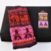 "Hobbywool Mittens Knitting Kit ""Muhu"" No.5"
