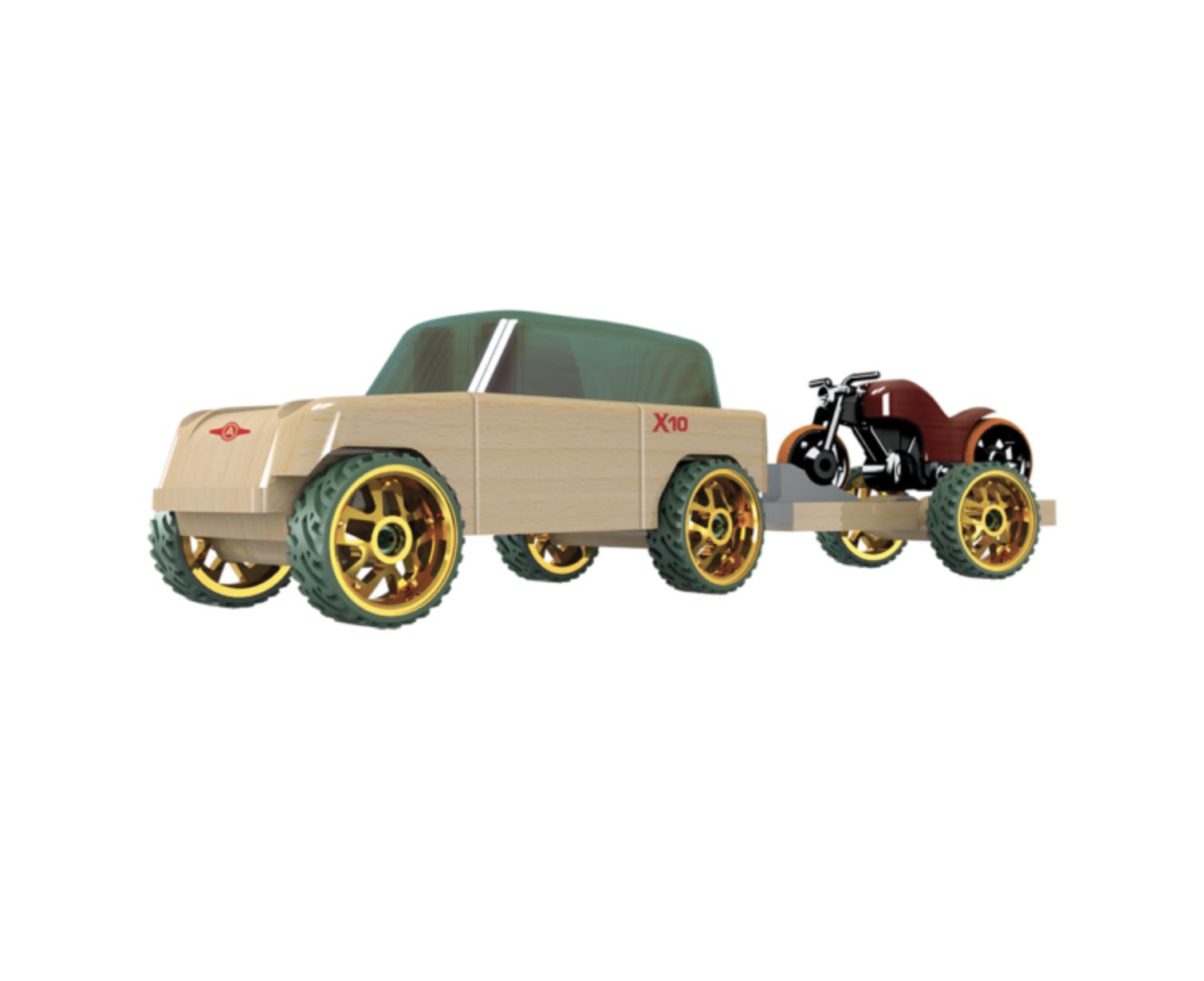 Automoblox: Mini X10 Timber Pack