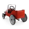 Baghera Classic Pedal Car Red
