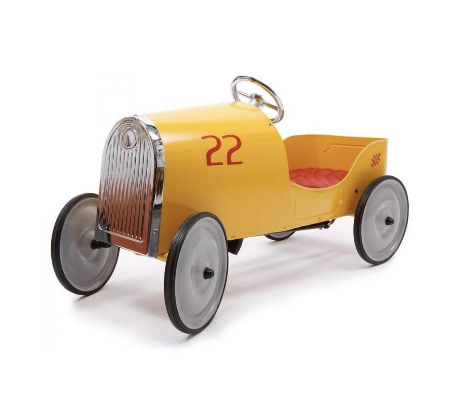 Baghera Legend Pedal Car Goldini