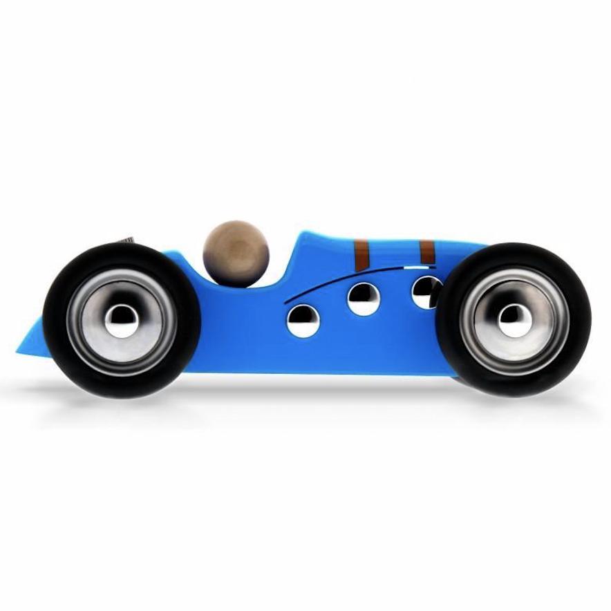 Baghera Mini Metal Blue Peugeot 402 Darlmat