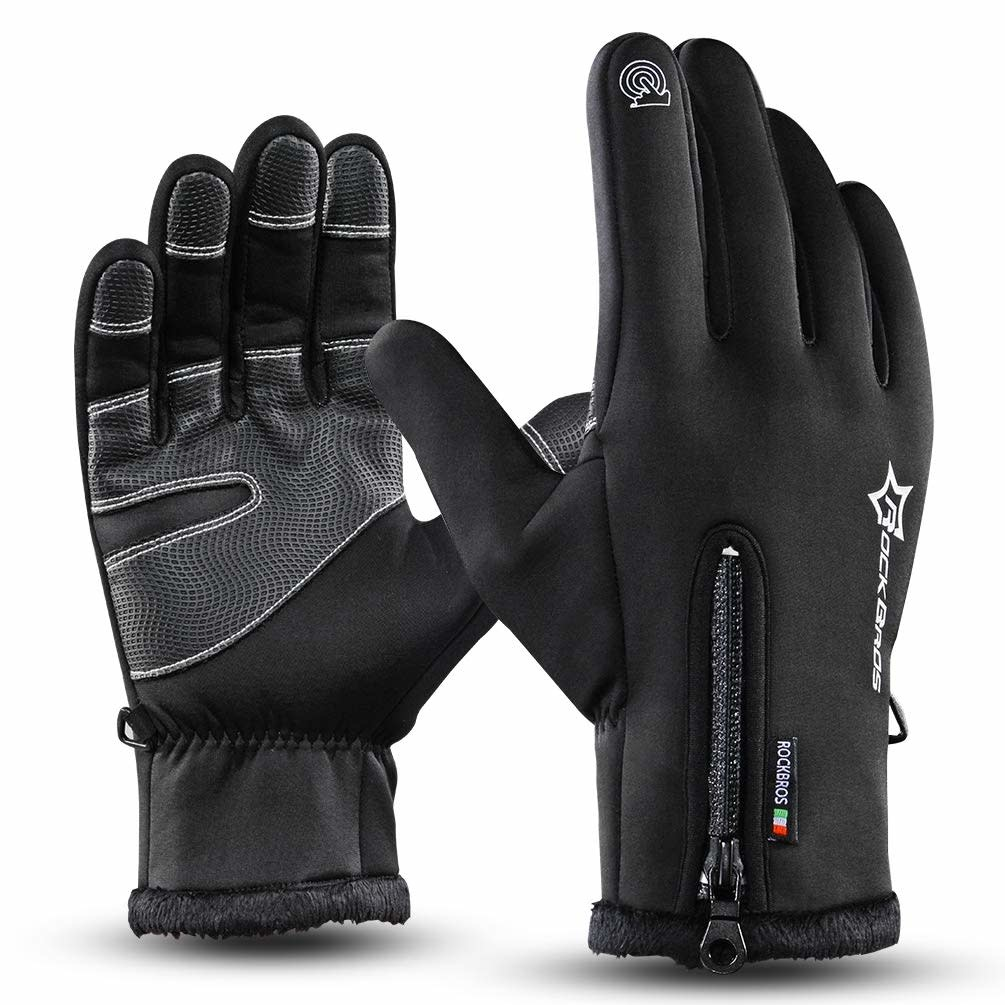 RockBros Bike Gloves Winter Thermal Size XXL
