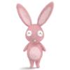 I Love Handles Chimeras - Bunny