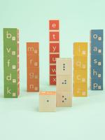 Uncle Goose Uncle Goose Braille ABC Blocks