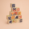 Uncle Goose Flowers Blocks