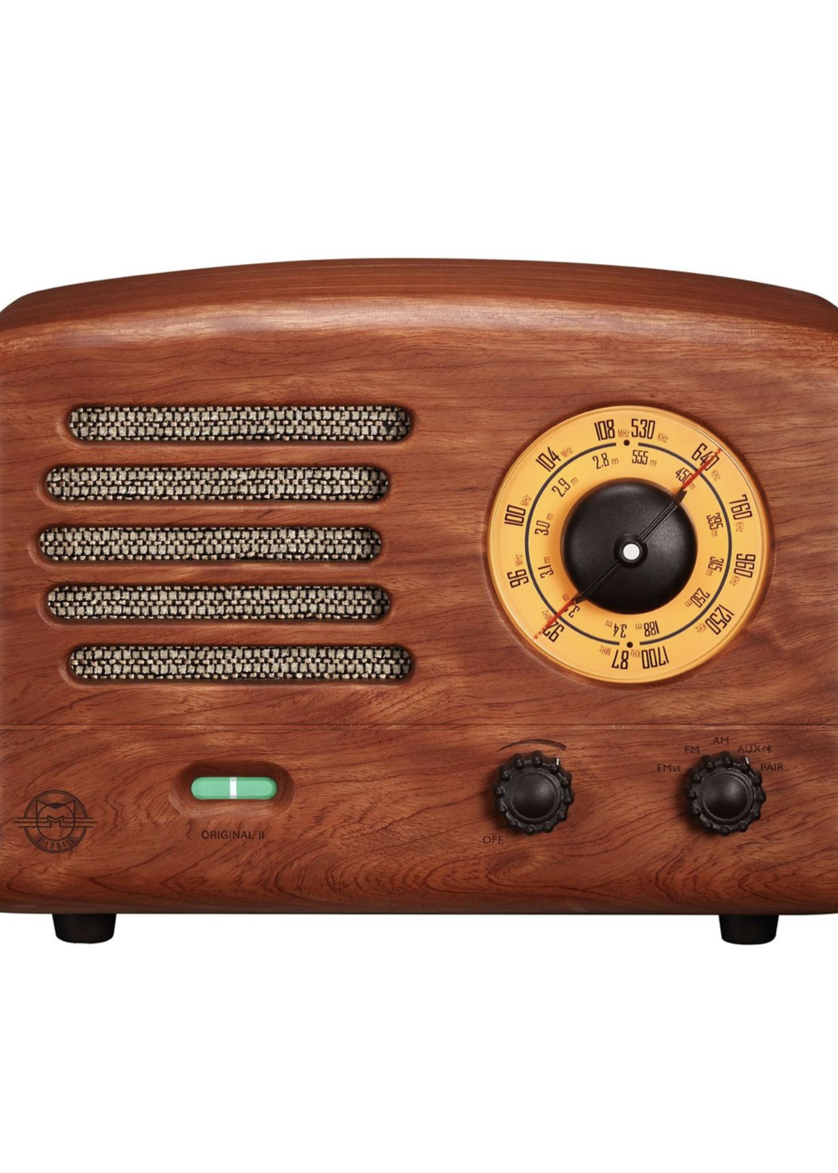Muzen Muzen Bluetooth Speaker Original II Walnut Wood