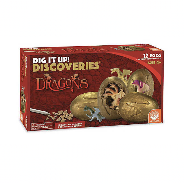 Mindware Dig It Up: Dragon Eggs