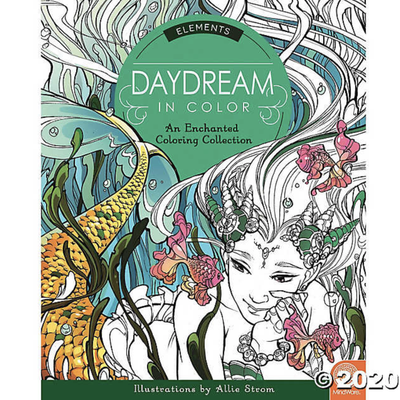 Mindware DayDream in Color: Elements