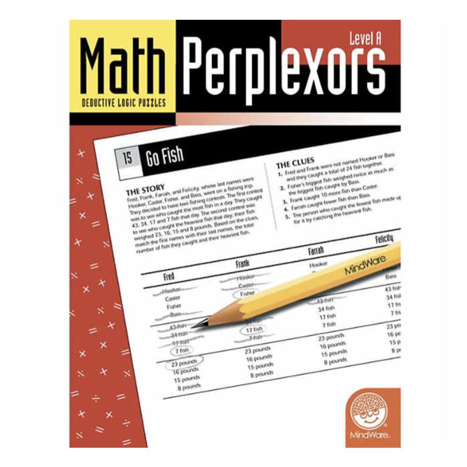 Mindware Math Perplexors