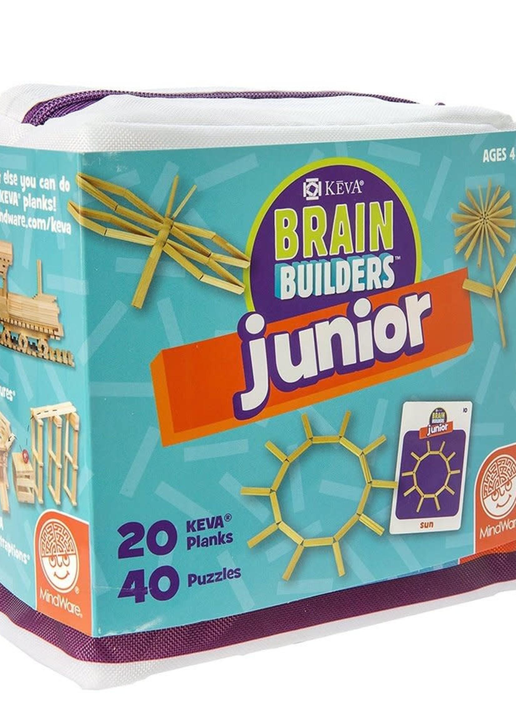 KEVA KEVA Brain Builders - Junior