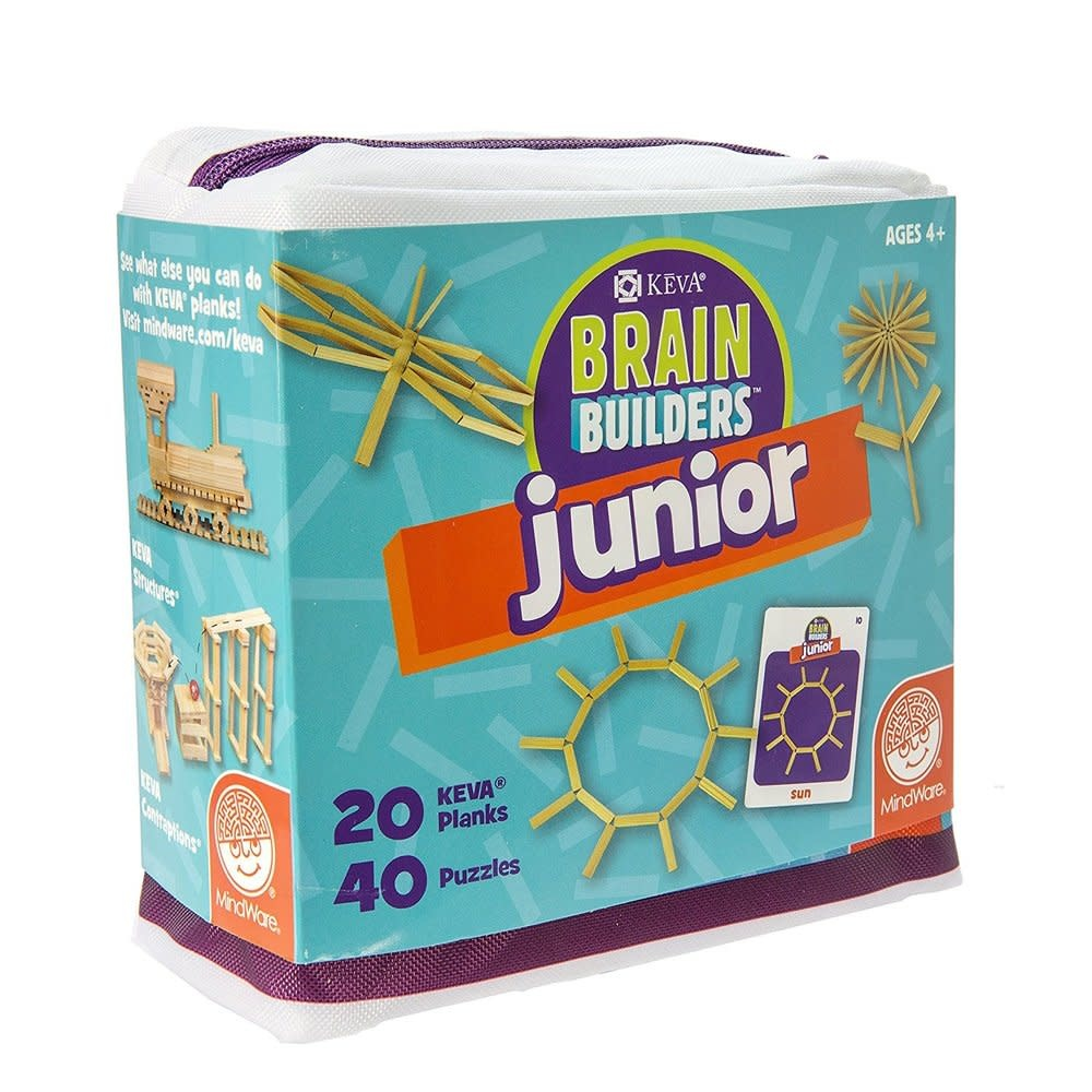 KEVA Brain Builders - Junior
