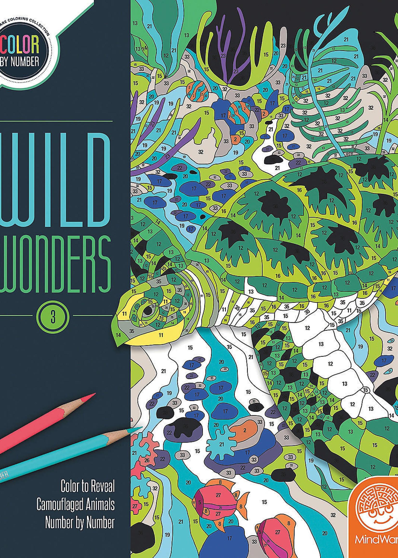 Mindware Mindware CBN Wild Wonders