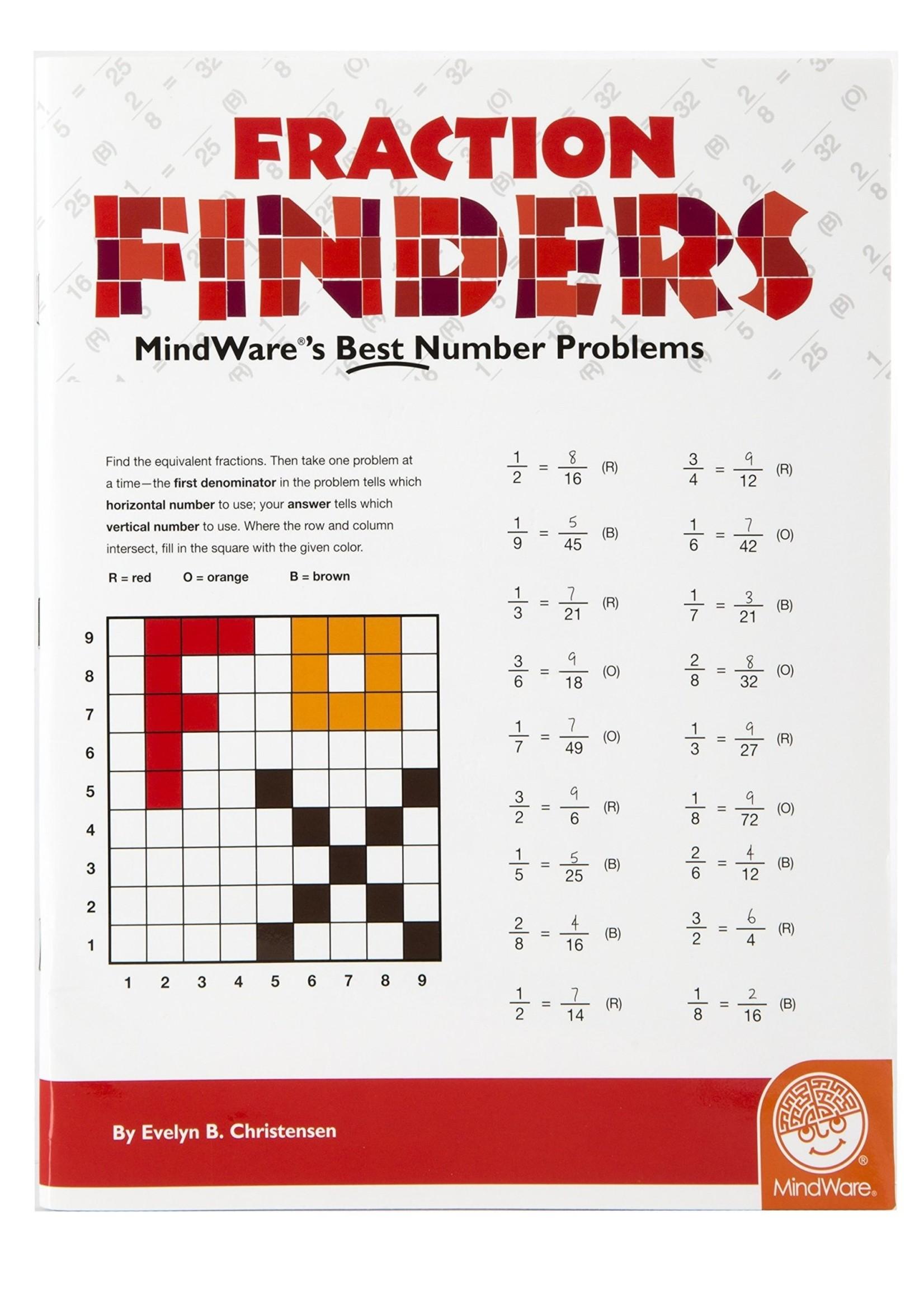 Mindware Mindware Fraction Finders