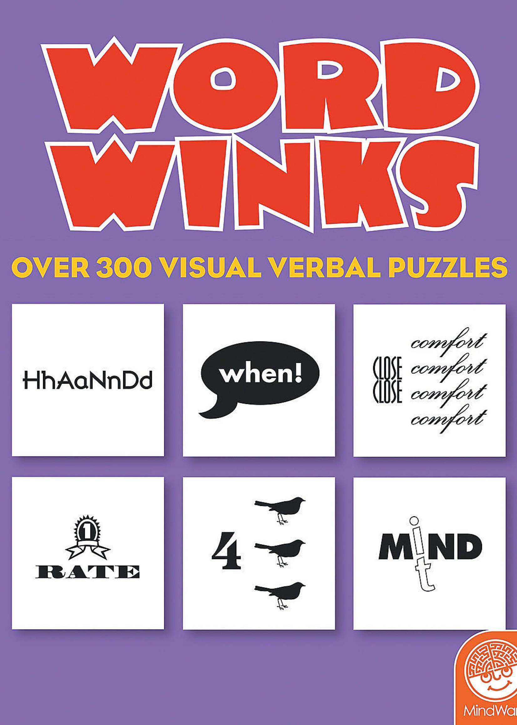Mindware Mindware Word Winks