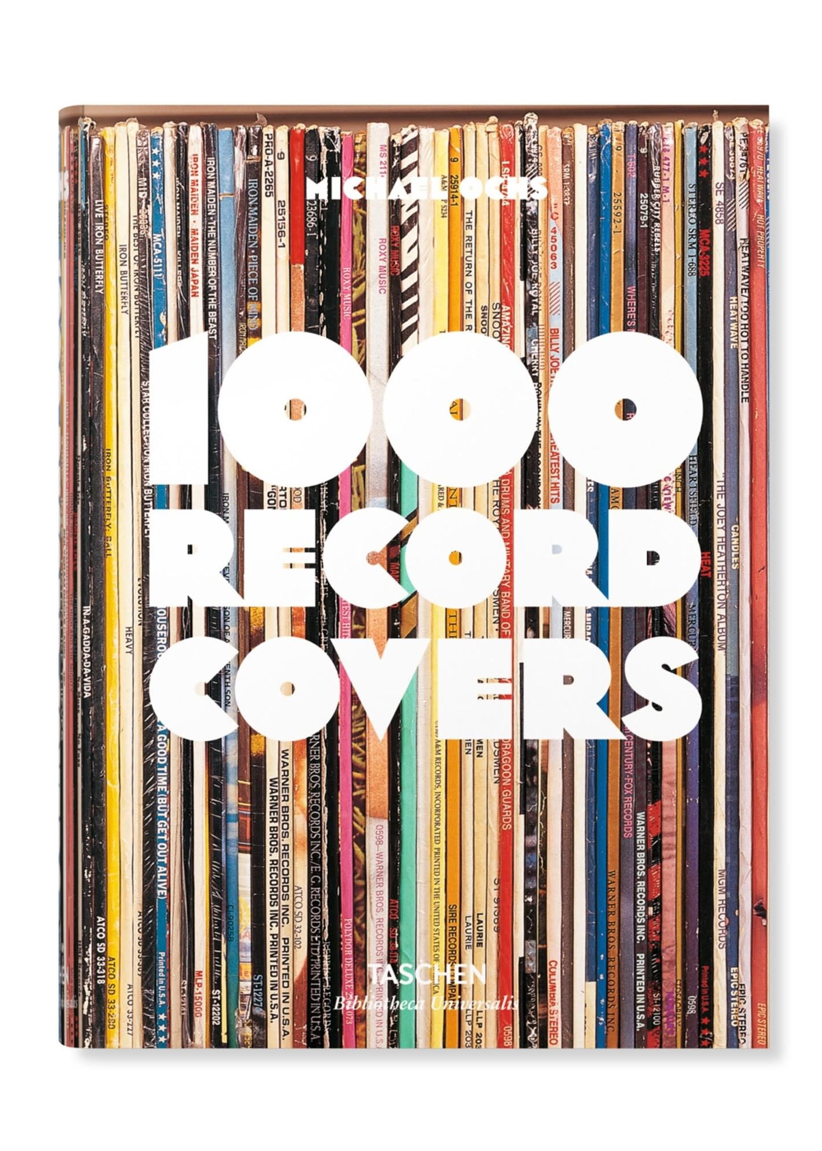Taschen Taschen Record Covers HC