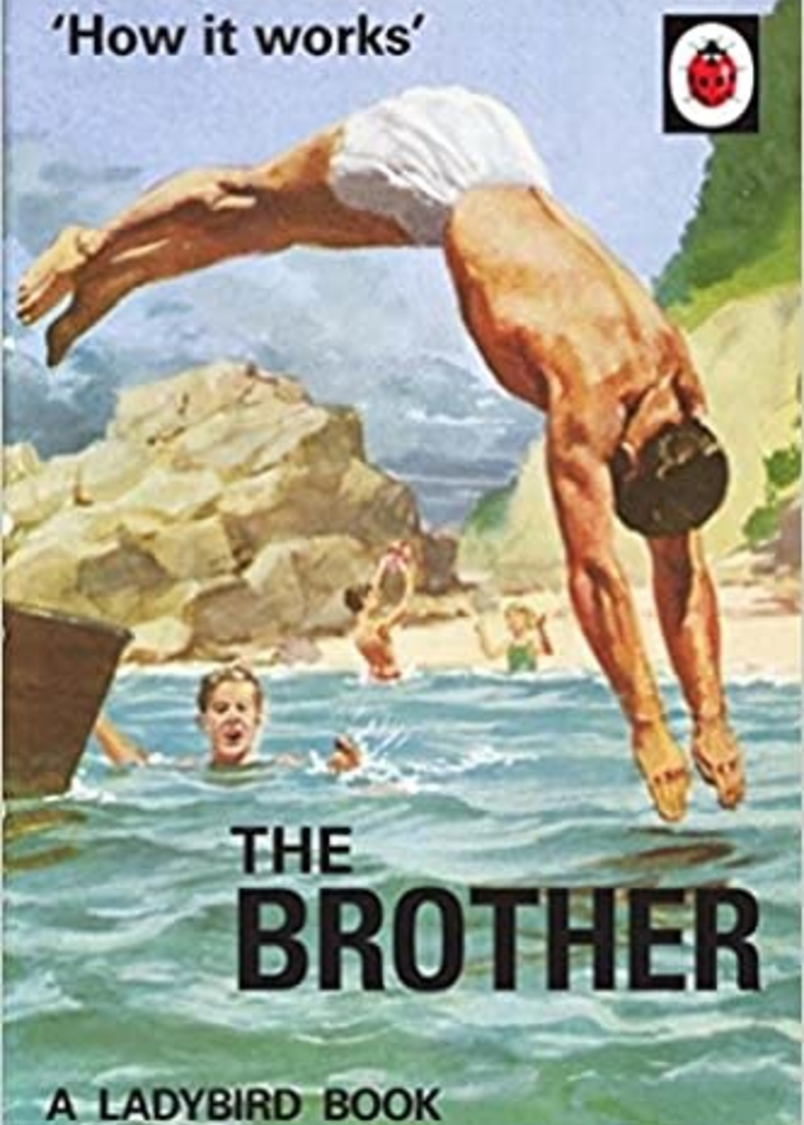Penguin Random House How it Works: The Brother