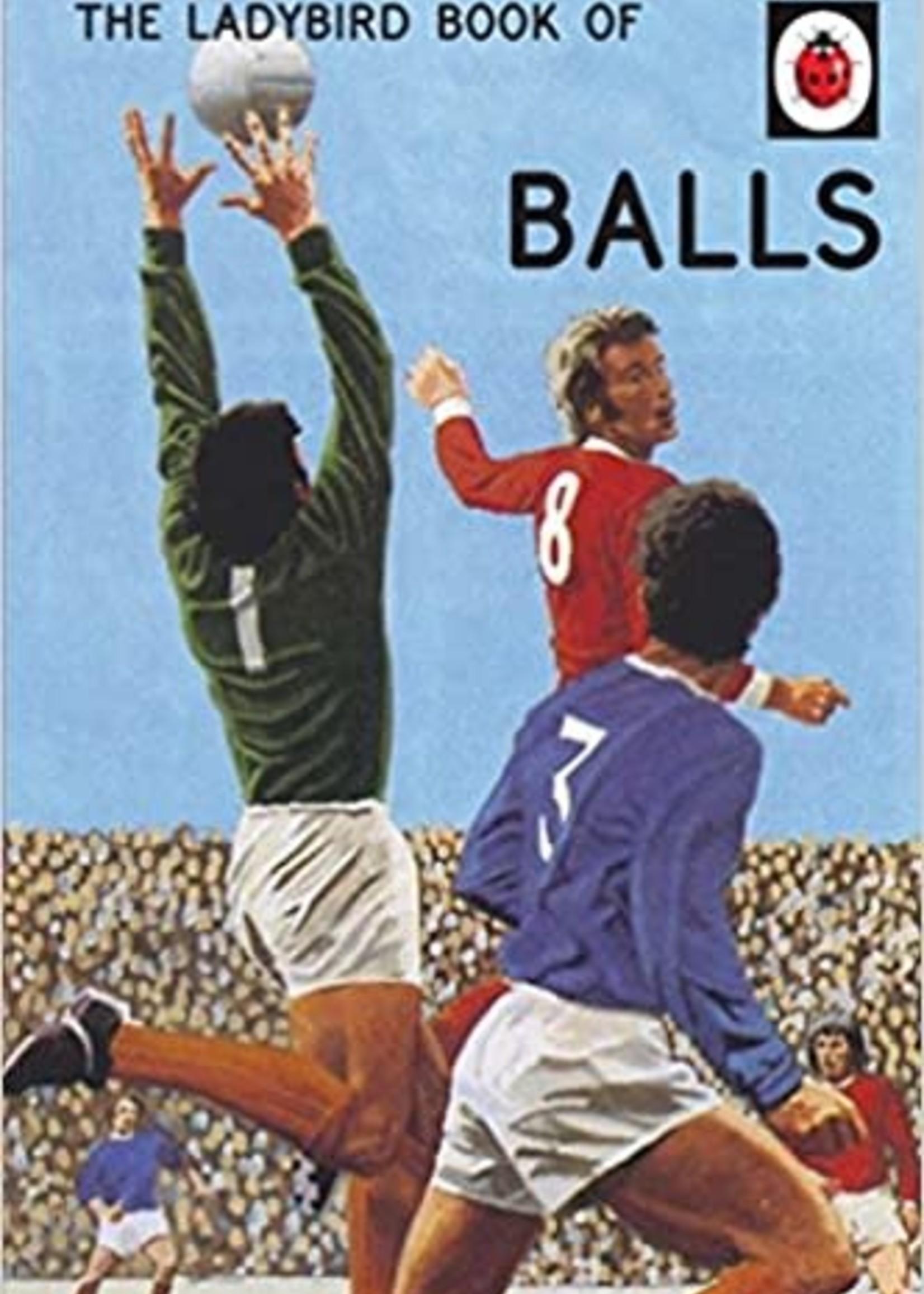 Penguin Random House The Ladybird Book of Balls