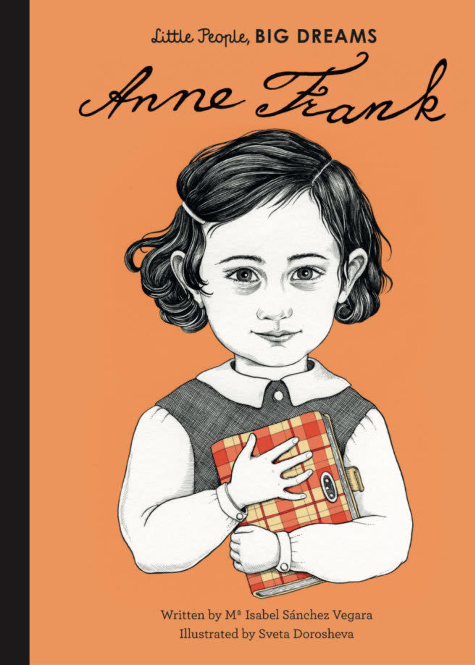 Hachette Little People Big Dreams Anne Frank