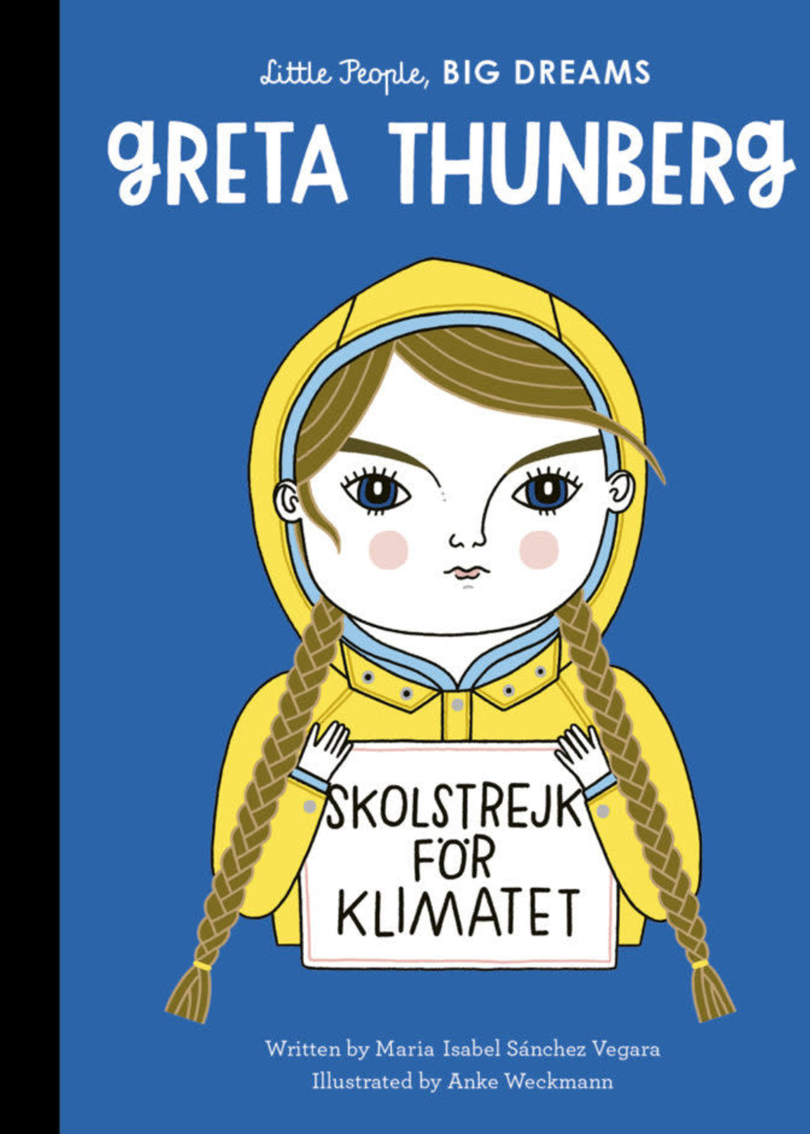 Hachette Little People Big Dreams Greta Thunberg