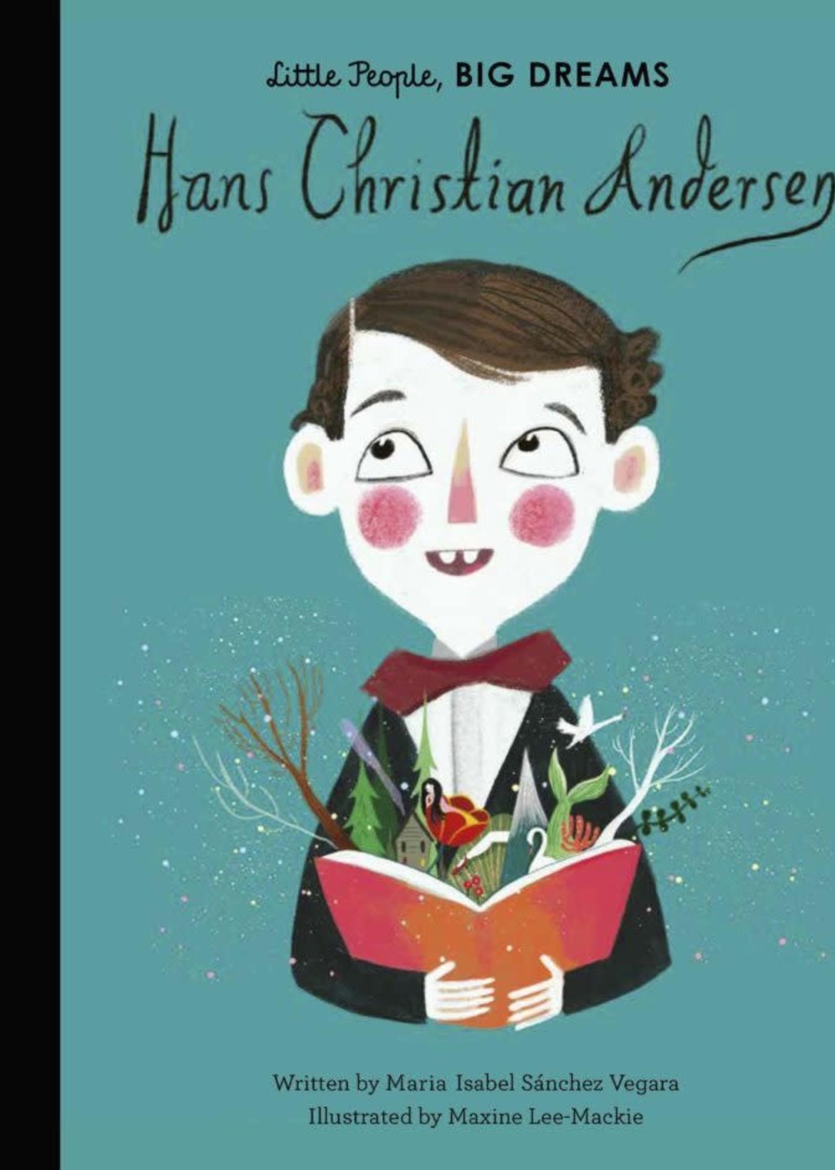 Hachette Little People Big Dreams Hans Christian Anderson