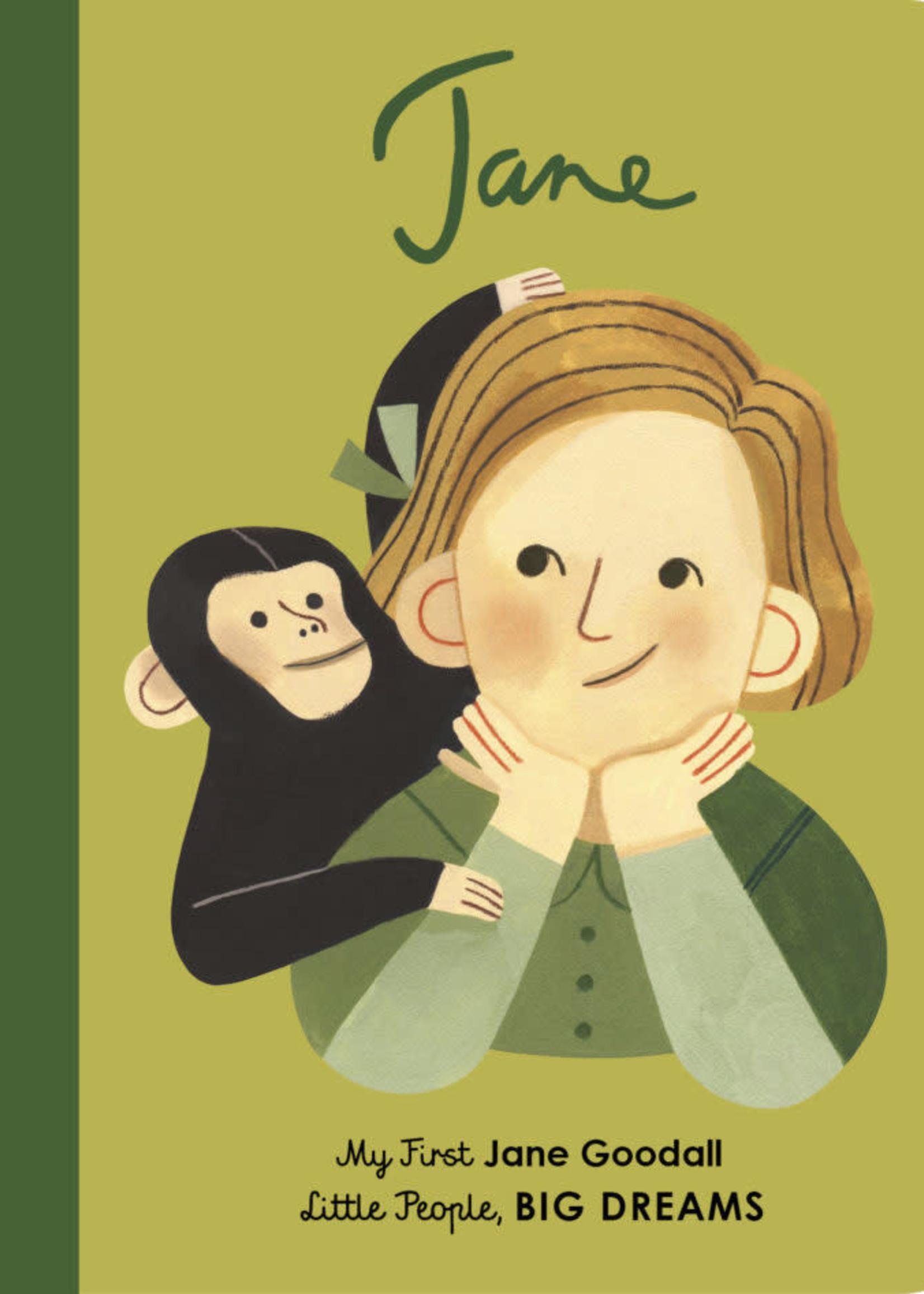 Hachette Little People Big Dreams Jane Goodall