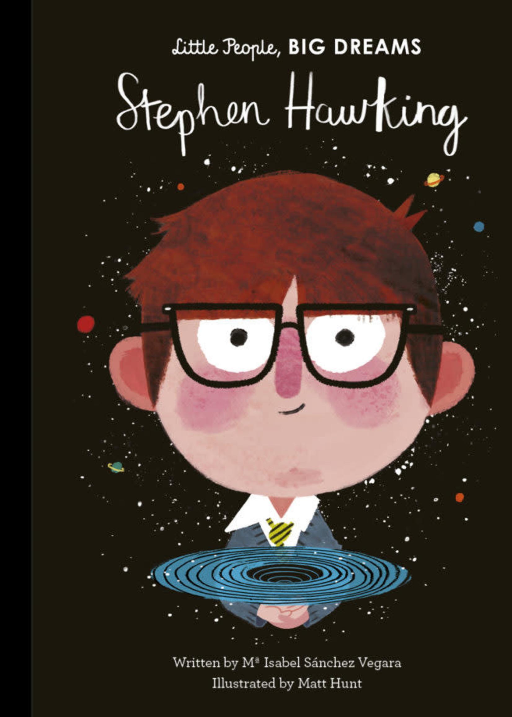 Hachette Little People Big Dreams Stephen Hawking