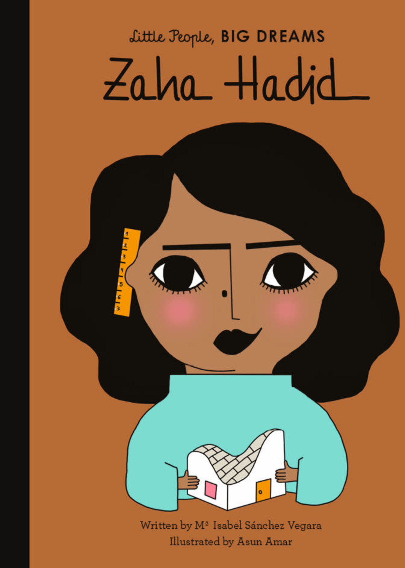 Hachette Little People Big Dreams Zaha Hadid