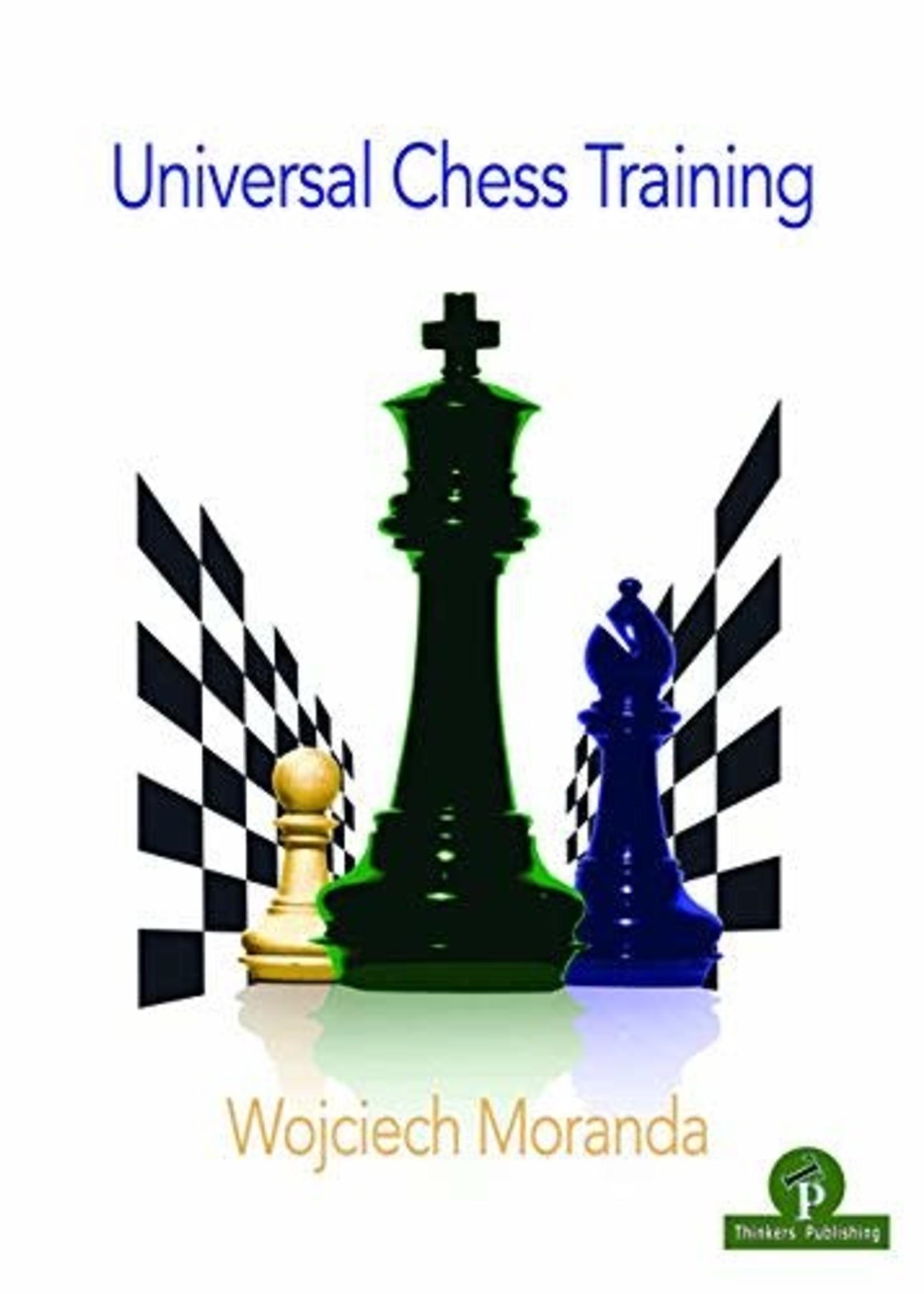 Thinkers Publishing Moranda - Universal Chess Training