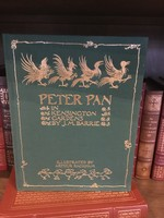 Dover Publications Barrie: Peter Pan in Kensington Gardens