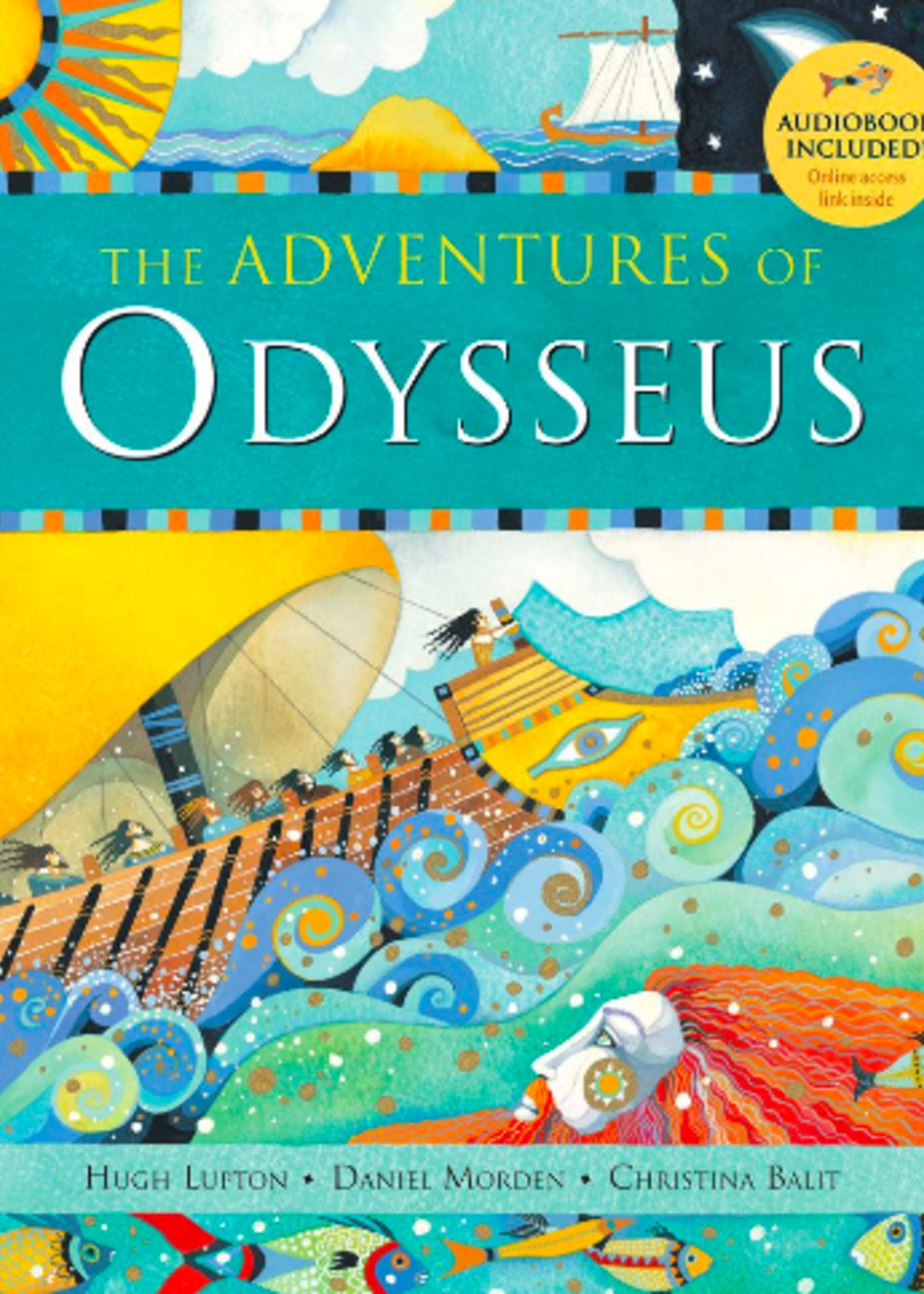 Barefoot Books Barefoot Books Adventures Of Odysseus
