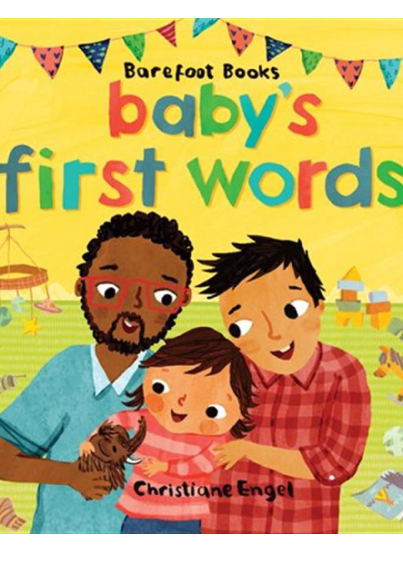Barefoot Books Barefoot Books Baby's First Words