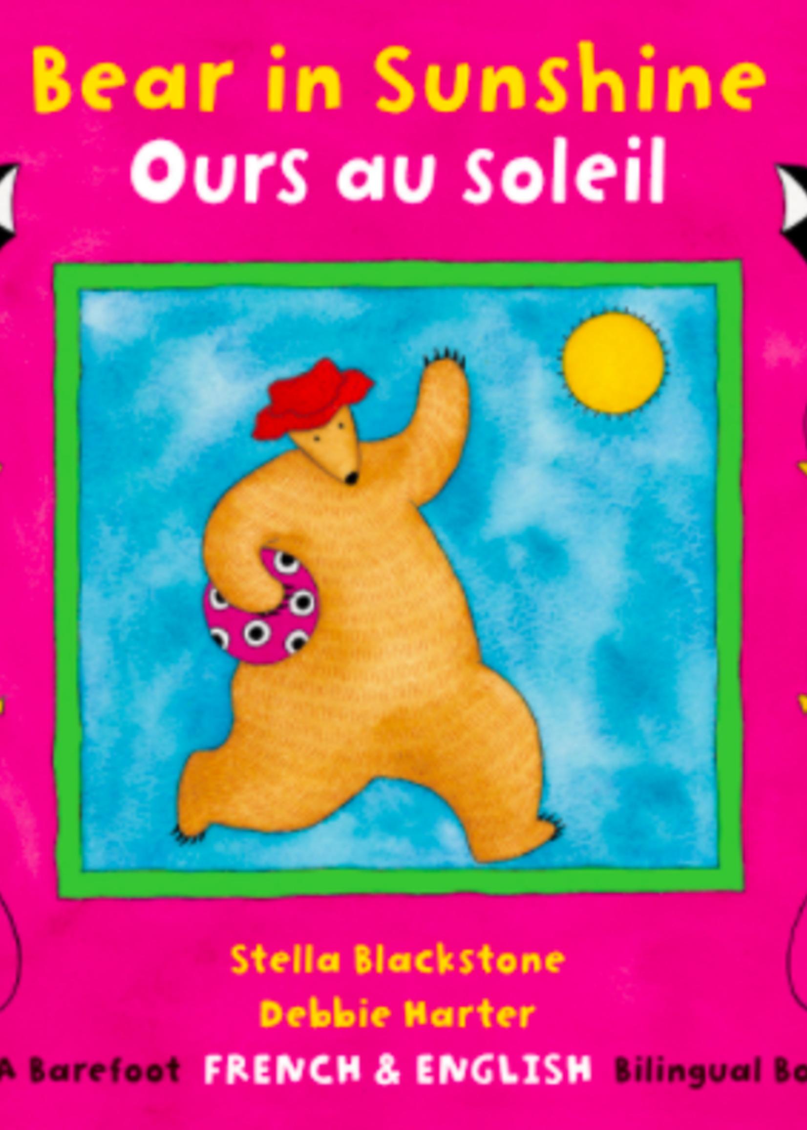 Barefoot Books Barefoot Books Bear In Sunshine French