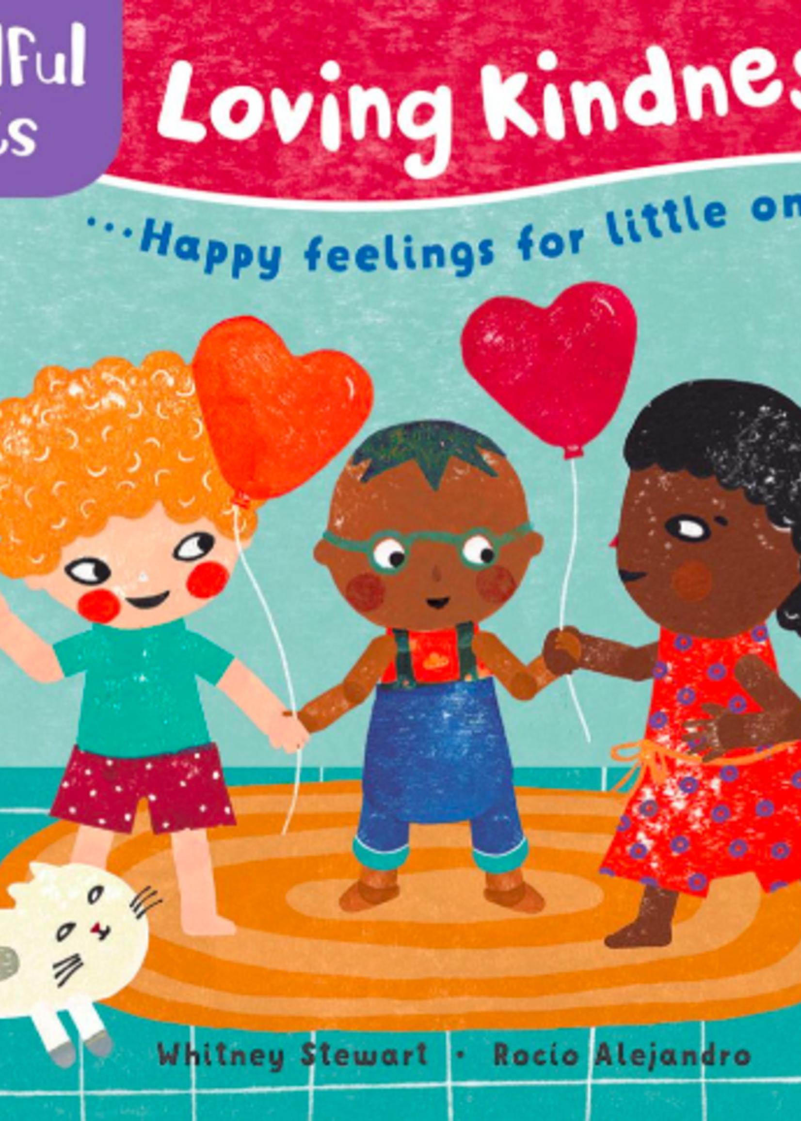 Barefoot Books Barefoot Books Mindful Tots: Loving Kindness