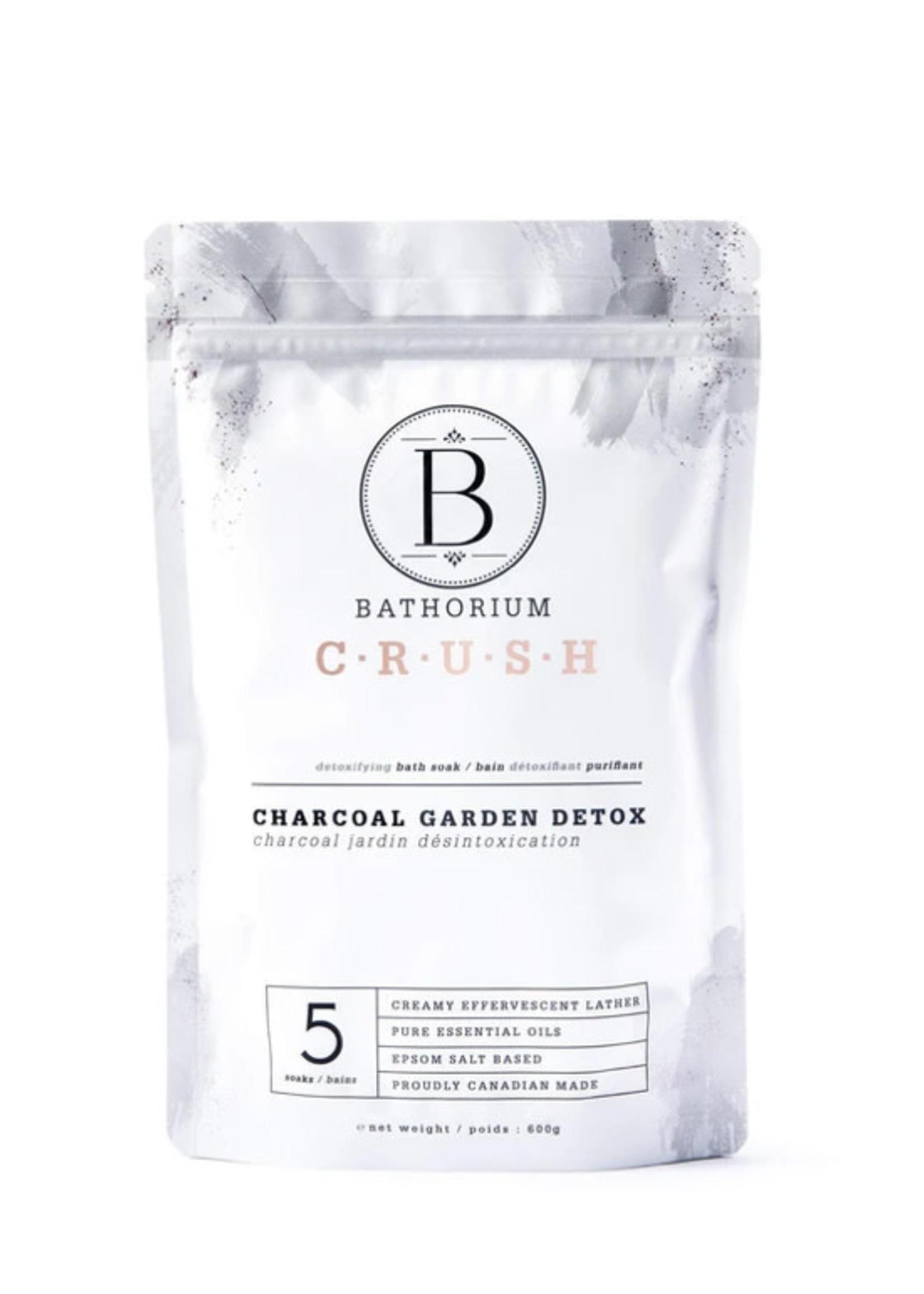 Bathorium Bathorium Crush Charcoal Garden 600gr
