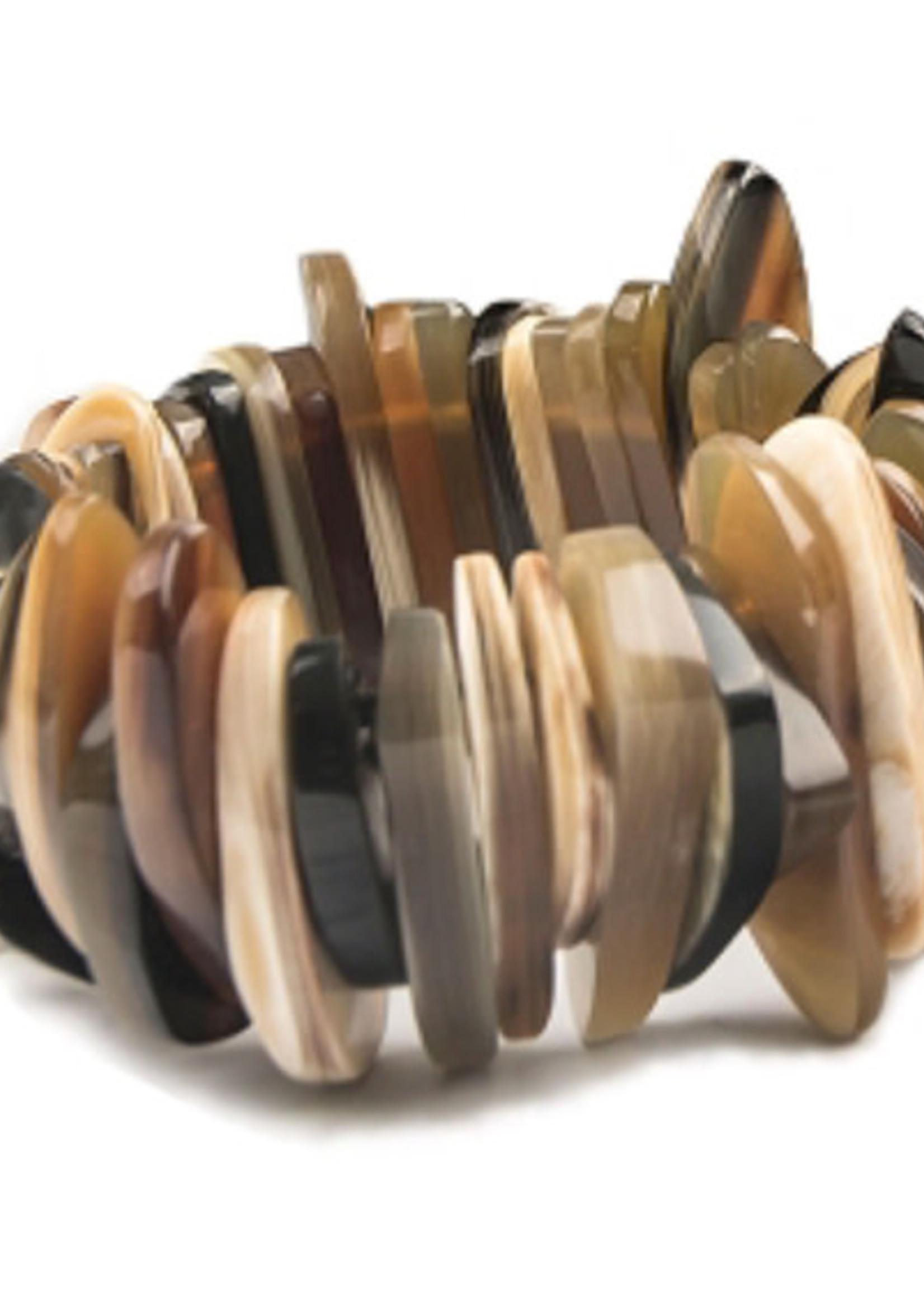 Bijoux Bijoux Flex Horn Bracelet
