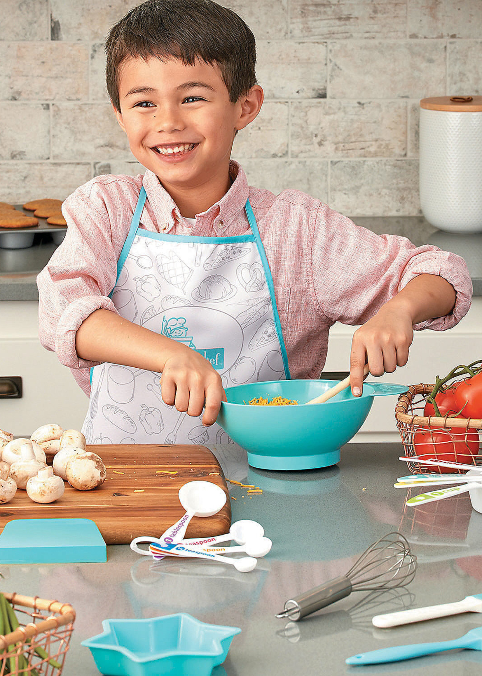 Mindware Mindware Playful Chef: Deluxe Cooking Kit