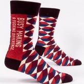 Blue Q Blue Q Men's Socks Making A Difference