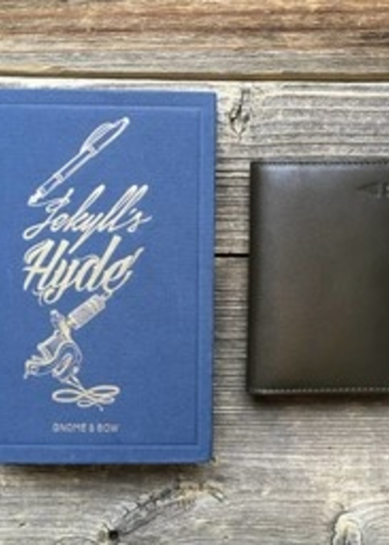 Gnome & Bow Gnome & Bow Warren Card Holder Blue