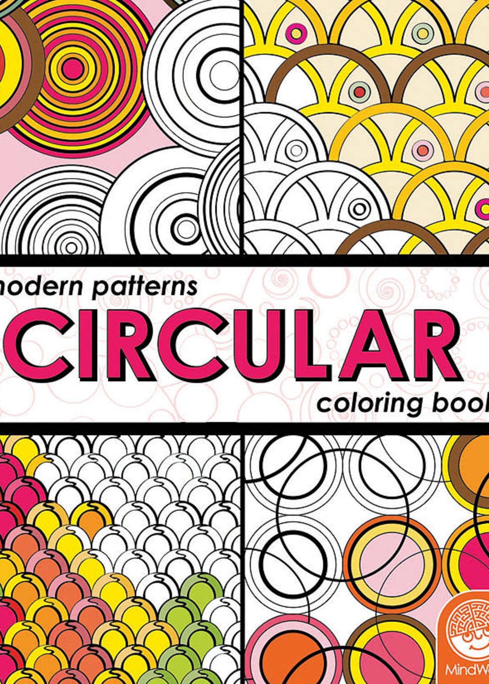 Mindware Mindware Modern Patterns: Circular