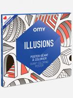 OMY OMY Giant Poster Illusion