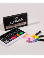 OMY OMY Pop And Glitter Art Pastels