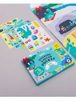 OMY OMY Sticker Décor Pocket Dinos