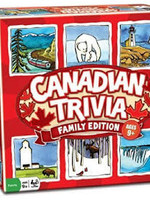 Outset Media Outset Media Canadian Trivia Family Edition