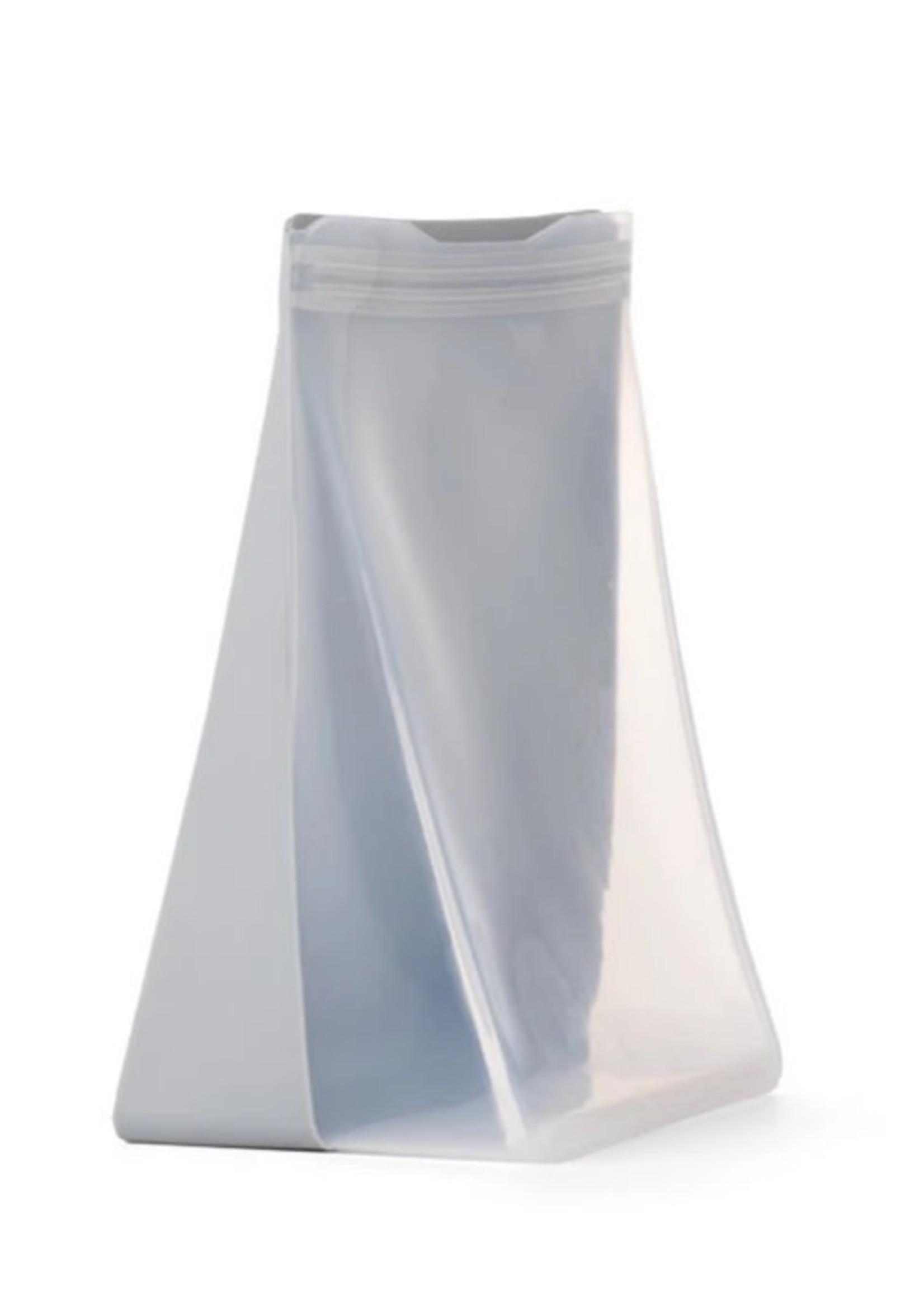 Porter Porter Silcone Storage Bag Stand Up -  36oz Slate