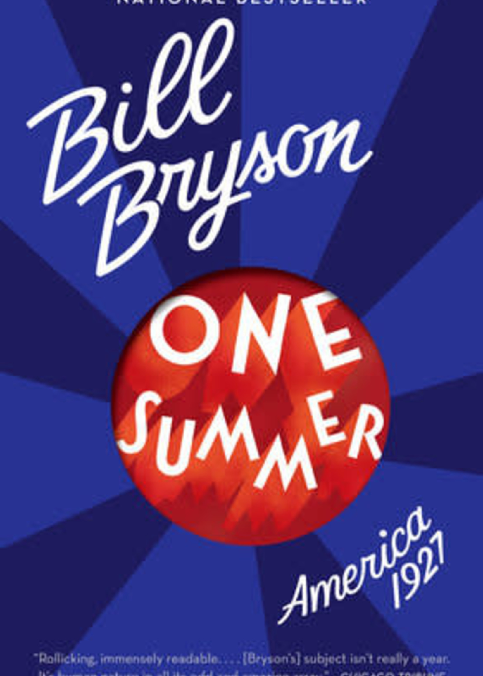 Penguin Random House Bryson One Summer