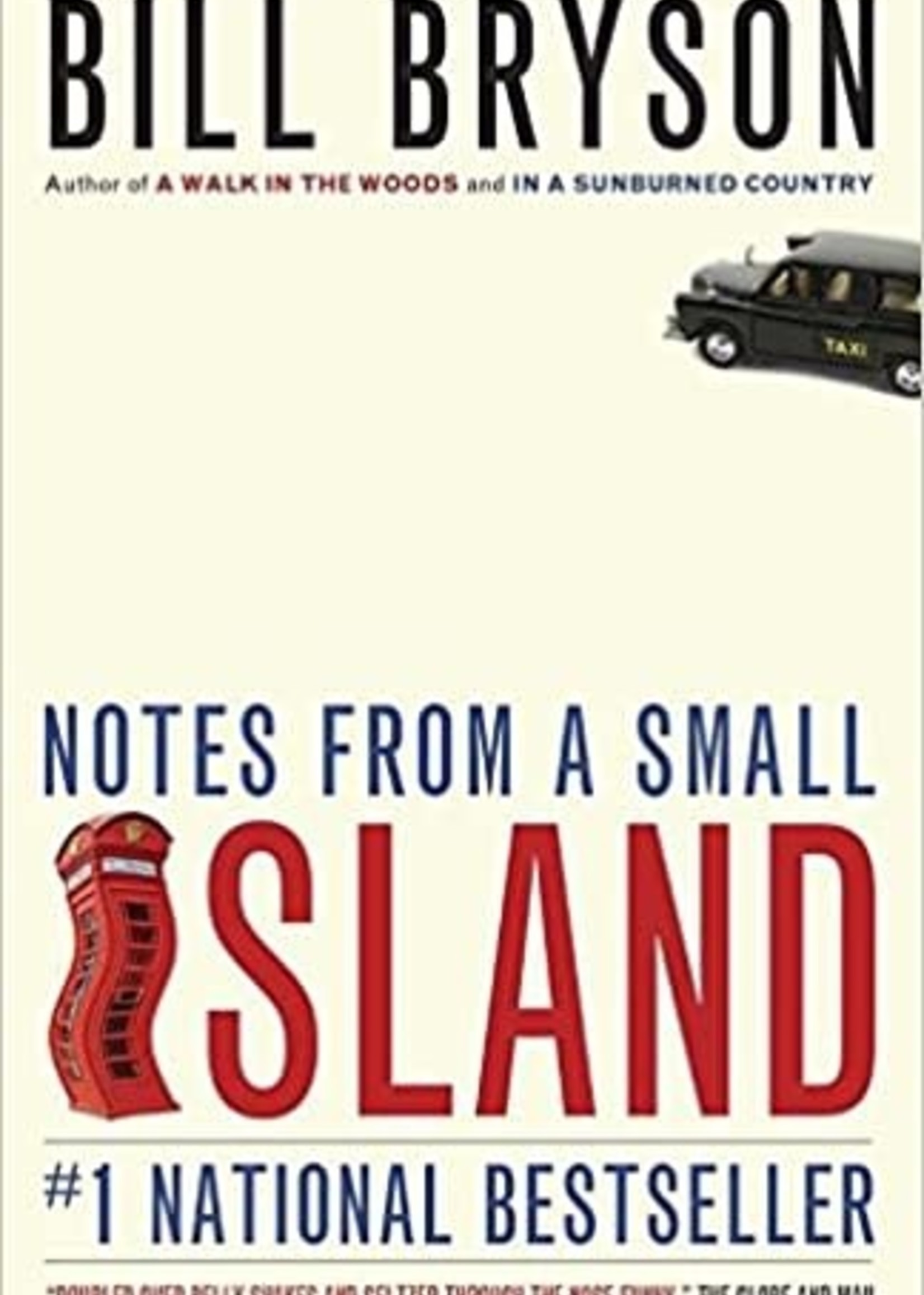 Penguin Random House Bryson: Notes From a Small Island