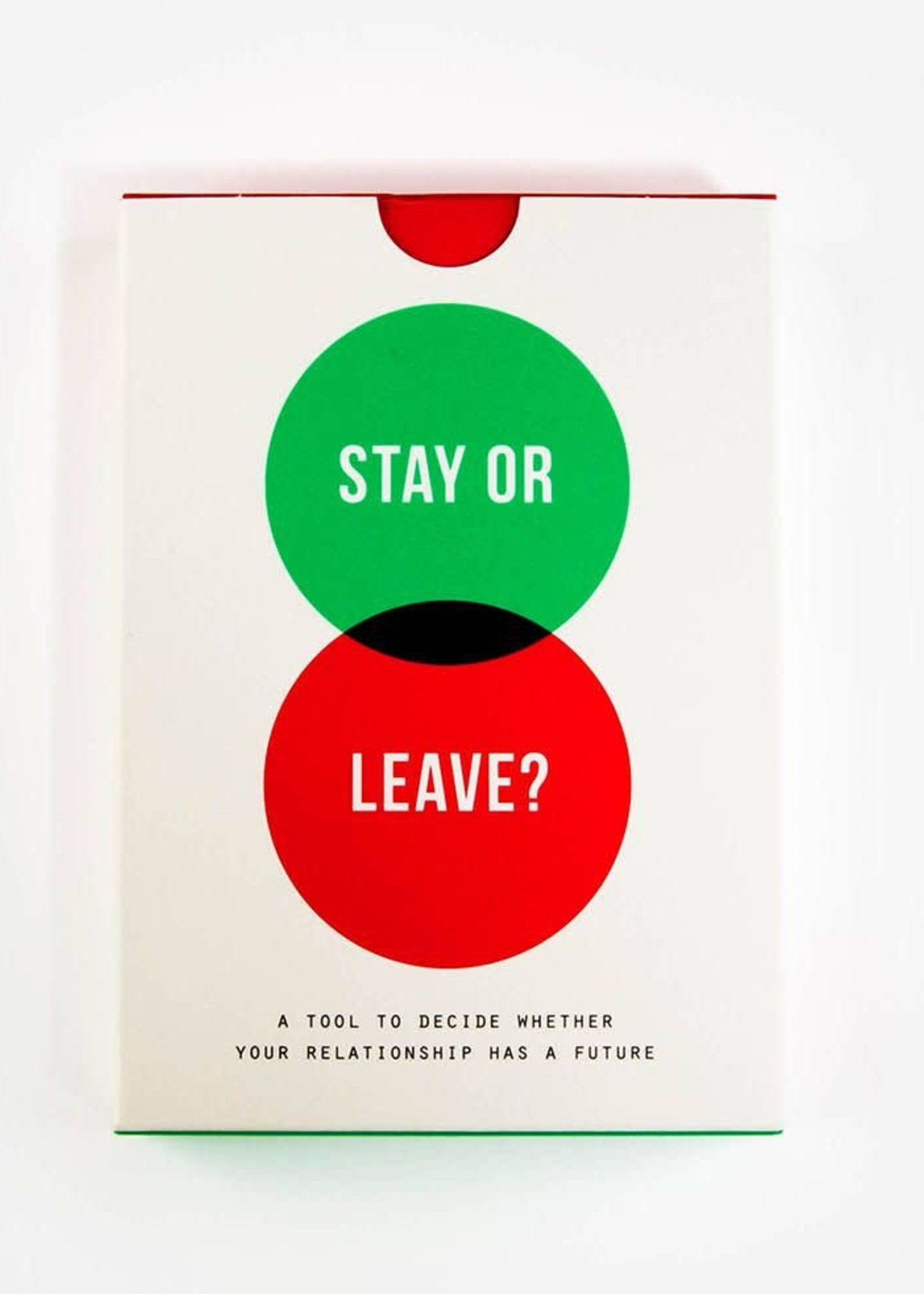School Of Life School Of Life Card Game Stay Or Leave