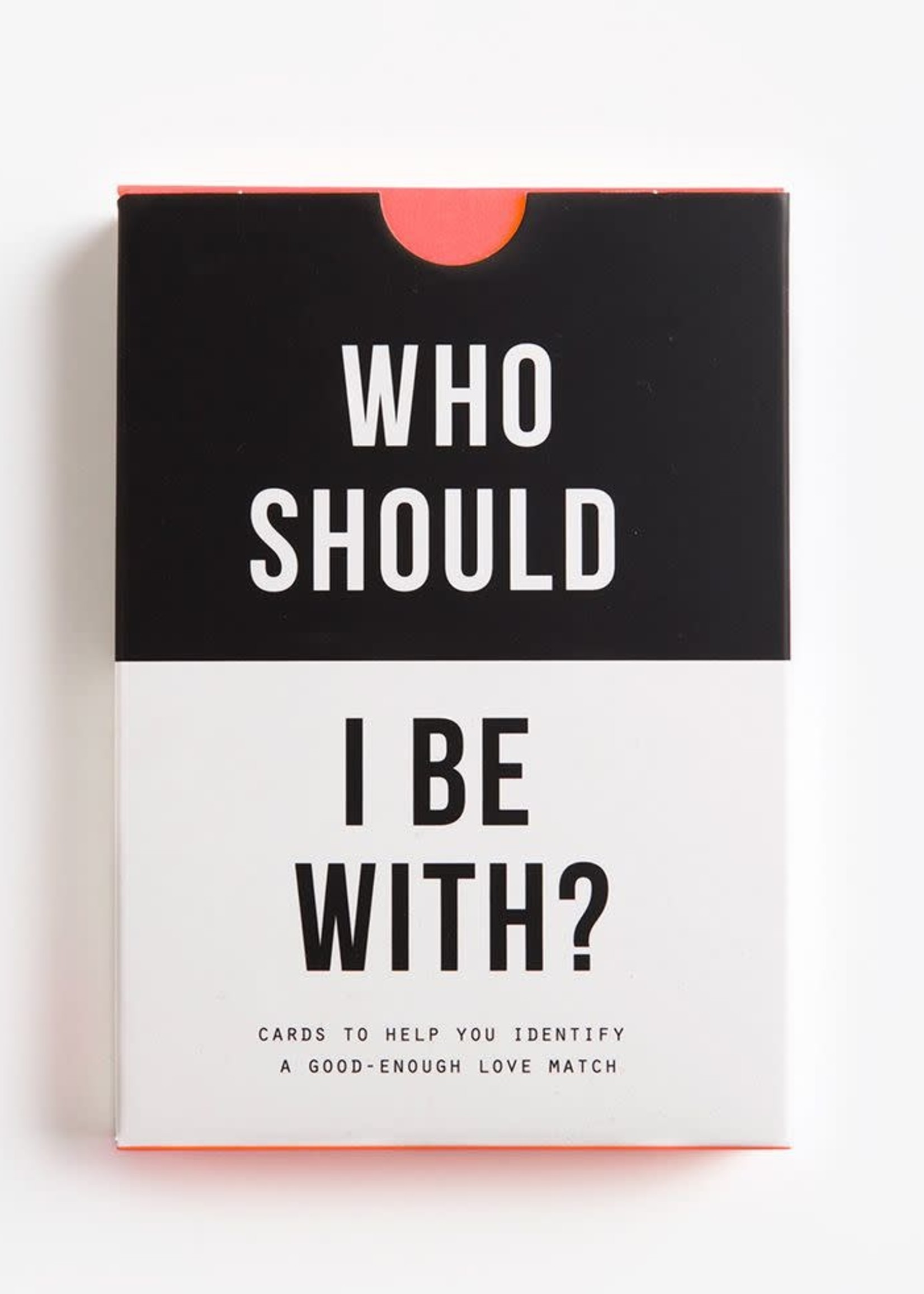 School Of Life School Of Life Card Game Who should I be with