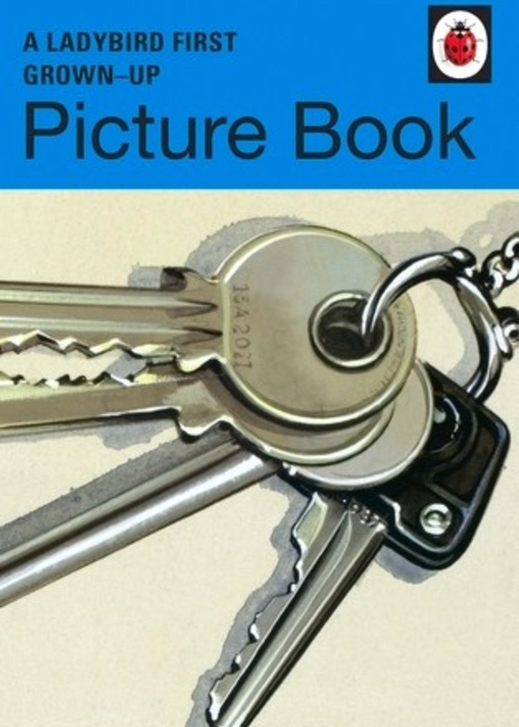 Penguin Random House The Ladybird Book of First Picture Book