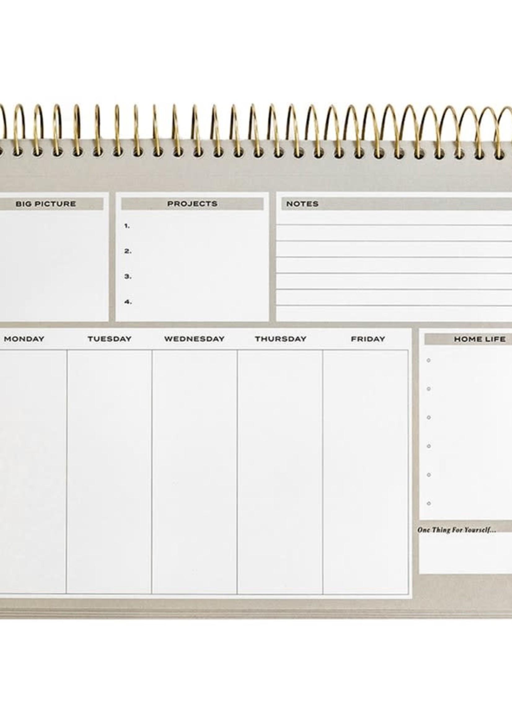 Wit & Delight Wit & Delight Desktop Planner